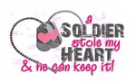 Soldier Stole My Heart