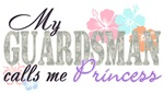 Guardsman Calls Me Princess