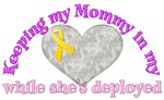Keeping Mommy In My Heart (pink)