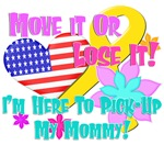 Move It Or Lose It- Mommy (Pastel)