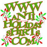 Antiholiday Shirts