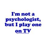 Psychologist On TV