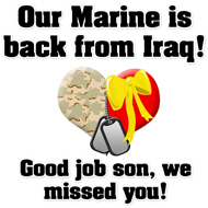 Back From Iraq (Marines)