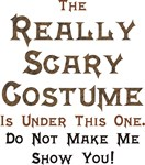 REALLY SCARY COSTUME