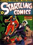 Startling Comics No 18 Pyroman