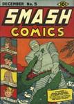 Smash Comics No 5