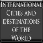 International Travel Cities  Men's T-Shirts