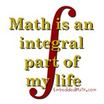 Math is Integral