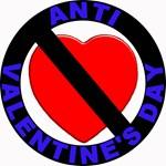 Anti-Valentine's Day Heart
