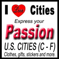 I Love U.S. Cities (C - F)