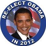 Re-Elect Barack Obama