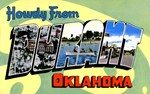 Durant Oklahoma Greetings