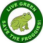 Live Green Environment