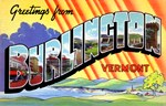 Burlington Vermont Greetings