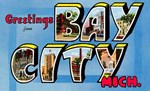 Bay City Michigan Greetings