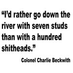 Beckwith Seven Studs Quote