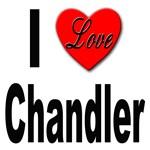 I Love Chandler