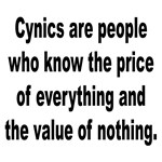 Cynical Cynics