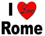 I Love Rome