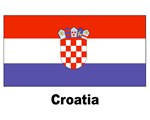 Croatia Croatian Flag