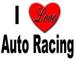 I Love Auto Racing