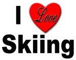 I Love Skiing