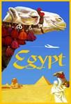 Egypt Travel Poster 3