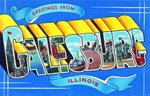 Galesburg Illinois Greetings