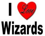 I Love Wizards