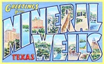 Mineral Wells Texas Greetings