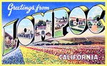 Lompoc California Greetings