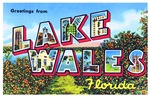 Lake Wales Florida Greetings