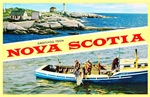 Nova Scotia Canada Greetings