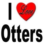 I Love Otters