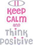 Keep Calm Pregnacy Test