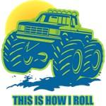 How I Roll Monster Truck