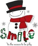 Smile Snowman
