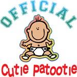 Official Cutie Patootie