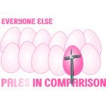 We Pale In Comparison