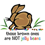 Brown Jelly Beans