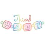 Baby Bracelet 3rd Baby