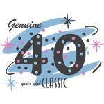 Classic 40 Confetti
