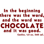 Chocolate Word