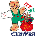 My 1st Christmas (Boy)