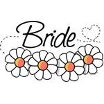 Daisy Heart Bride