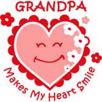 Heart Smile Grandpa