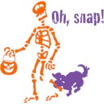 Oh, Snap Skeleton