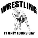 Wrestling...It Only Looks Gay