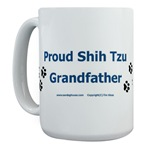 Proud Shih Tzu Grandmother or Grandfather