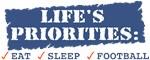 LIFE'S PRIORITIES - HATS